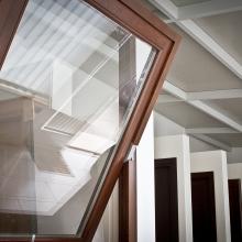 Un infisso Di Gregorio è un prodotto dal design studiato, capace di resistere al tempo e ai capricci del maltempo, in grado di assicurare ottimi valori di isolamento termico